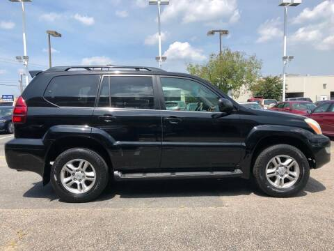 2004 Lexus GX 470 for sale at TOWNE AUTO BROKERS in Virginia Beach VA