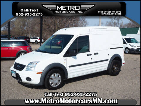 2011 Ford Transit Connect for sale at Metro Motorcars Inc in Hopkins MN