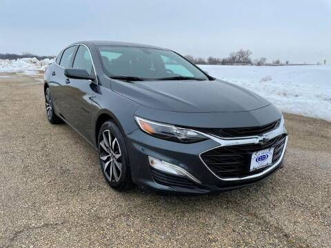 2021 Chevrolet Malibu for sale at Alan Browne Chevy in Genoa IL