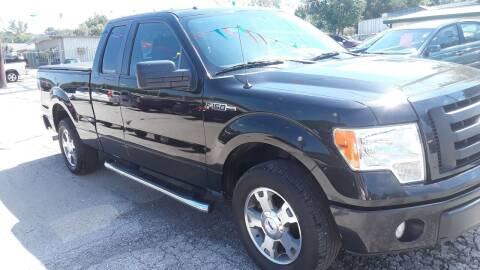 2010 Ford F-150 for sale at BBC Motors INC in Fenton MO