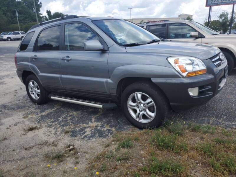 2007 Kia Sportage for sale at Ron's Used Cars in Sumter SC
