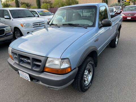 1998 Ford Ranger for sale at C. H. Auto Sales in Citrus Heights CA