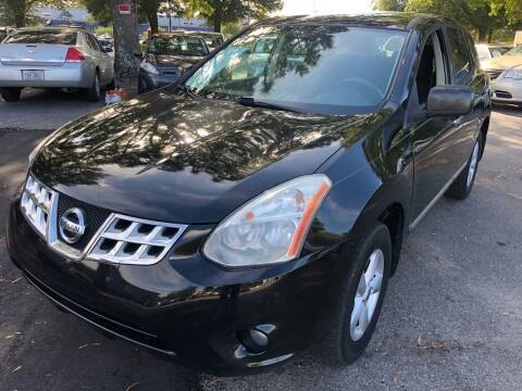 2012 Nissan Rogue for sale at Atlantic Auto Sales in Garner NC