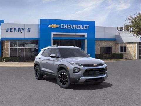 2022 Chevrolet TrailBlazer for sale at Jerry's Buick GMC in Weatherford TX