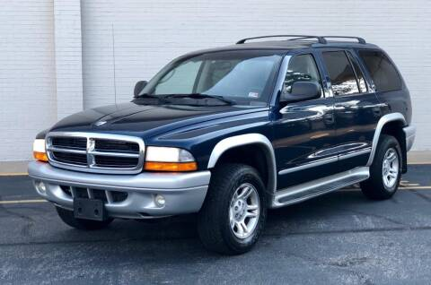 2003 Dodge Durango for sale at Carland Auto Sales INC. in Portsmouth VA