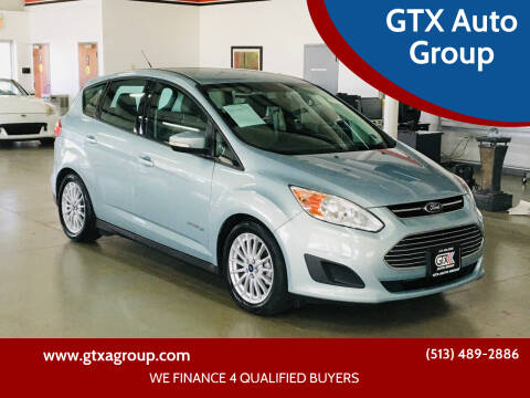 2014 Ford C-MAX Hybrid for sale at GTX Auto Group in West Chester OH