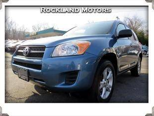 2012 Toyota RAV4 for sale at Rockland Automall - Rockland Motors in West Nyack NY