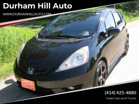 2011 Honda Fit for sale at Durham Hill Auto in Muskego WI