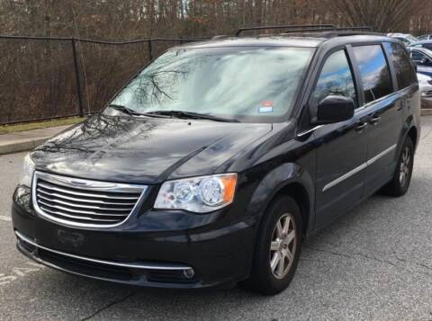 2012 Chrysler Town and Country for sale at GLOVECARS.COM LLC in Johnstown NY