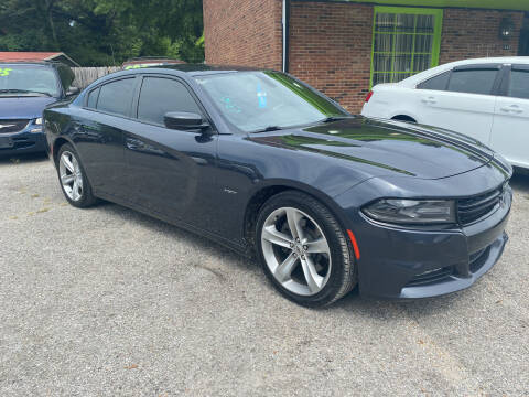 2018 Dodge Charger for sale at Super Wheels-N-Deals in Memphis TN