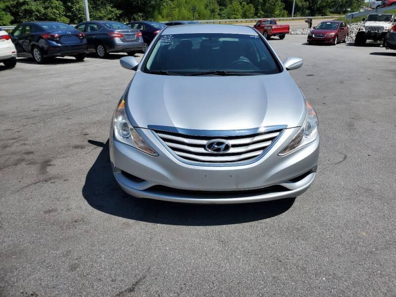 2013 Hyundai Sonata for sale at DISCOUNT AUTO SALES in Johnson City TN
