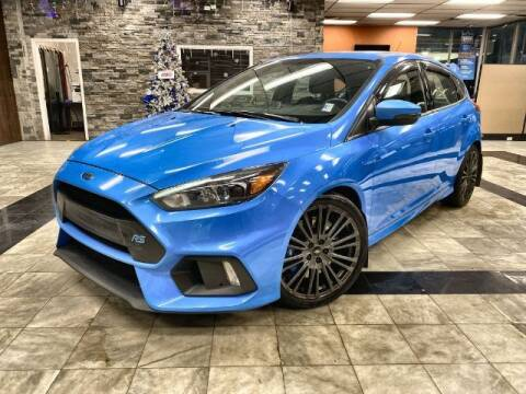 2017 Ford Focus for sale at Sonias Auto Sales in Worcester MA