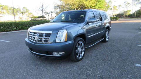 2008 Cadillac Escalade ESV for sale at Carpros Auto Sales in Largo FL