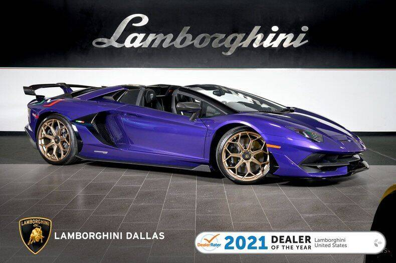 2021 Lamborghini Aventador for sale in Richardson, TX