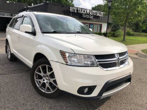 2013 Dodge Journey for sale at Rite Track Auto Sales in Canton MI