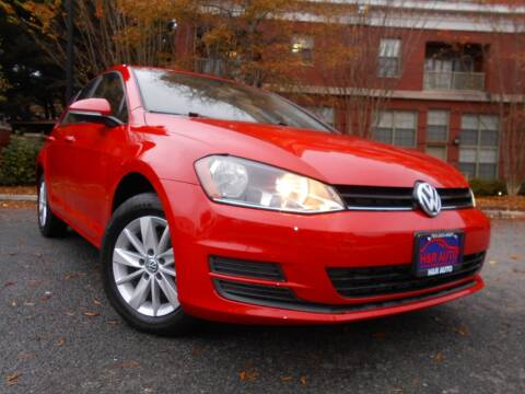 2017 Volkswagen Golf for sale at H & R Auto in Arlington VA