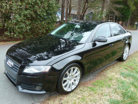 2010 Audi A4 for sale at Templar Auto Group in Matthews NC