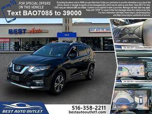 2017 Nissan Rogue for sale at Best Auto Outlet in Floral Park NY