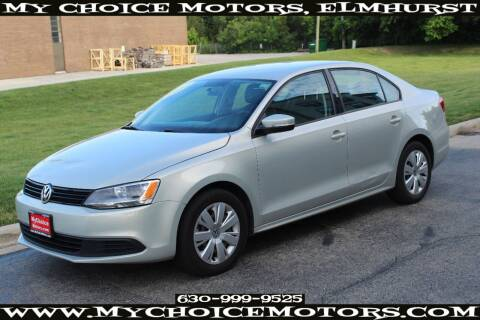2012 Volkswagen Jetta for sale at Your Choice Autos - My Choice Motors in Elmhurst IL