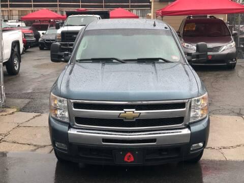 2011 Chevrolet Silverado 1500 for sale at Top Gear Cars LLC in Lynn MA