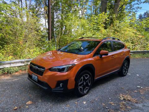 2018 Subaru Crosstrek for sale at Maharaja Motors in Seattle WA