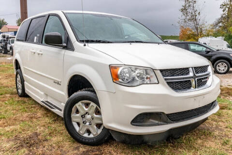 2012 Dodge Grand Caravan for sale at Fruendly Auto Source in Moscow Mills MO