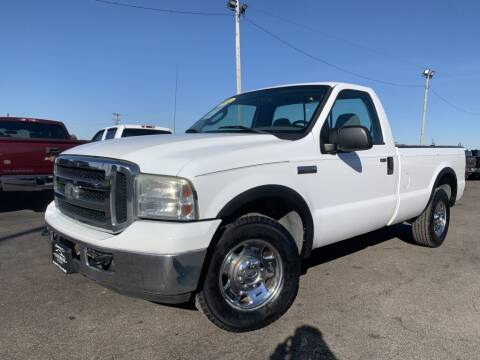 2006 Ford F-250 Super Duty for sale at Superior Auto Mall of Chenoa in Chenoa IL