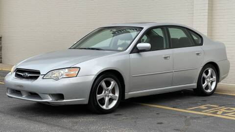2006 Subaru Legacy for sale at Carland Auto Sales INC. in Portsmouth VA