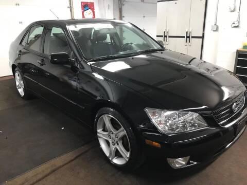 2002 Lexus IS 300 for sale at Techno Motors in Danbury CT