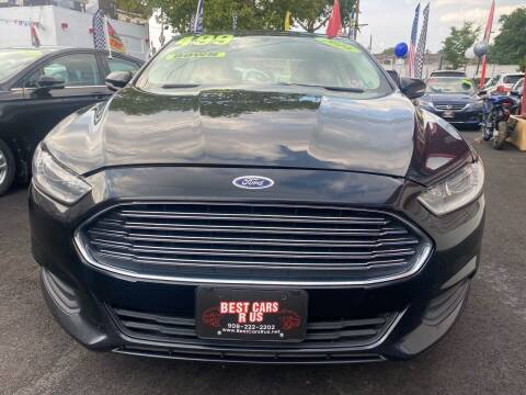 2016 Ford Fusion for sale at Best Cars R Us in Plainfield NJ
