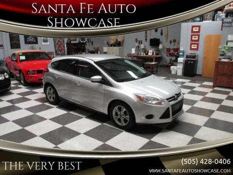 2014 Ford Focus for sale at Santa Fe Auto Showcase in Santa Fe NM