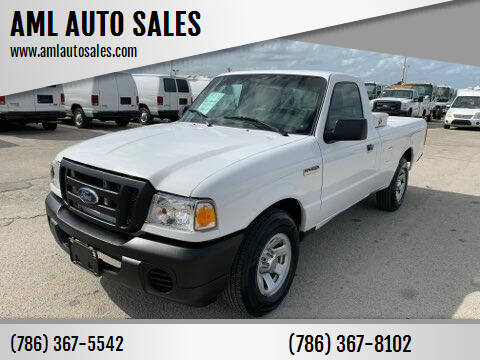 2011 Ford Ranger for sale at AML AUTO SALES - Pick-up Trucks in Opa-Locka FL