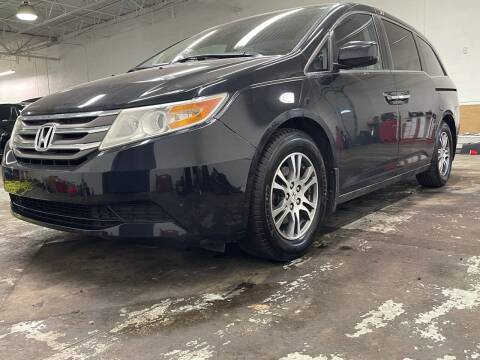 2012 Honda Odyssey for sale at Paley Auto Group in Columbus OH