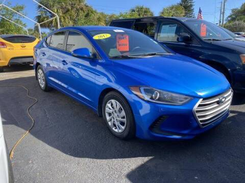 2017 Hyundai Elantra for sale at Mike Auto Sales in West Palm Beach FL