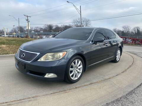 2007 Lexus LS 460 for sale at Xtreme Auto Mart LLC in Kansas City MO