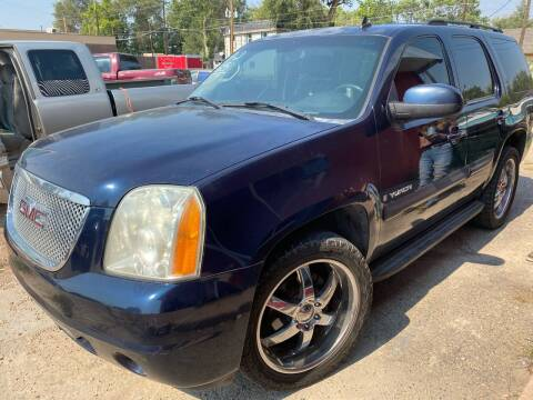 2007 GMC Yukon for sale at PYRAMID MOTORS AUTO SALES in Florence CO