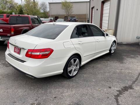 2010 Mercedes-Benz E-Class for sale at Mitchell Motor Company in Madison TN