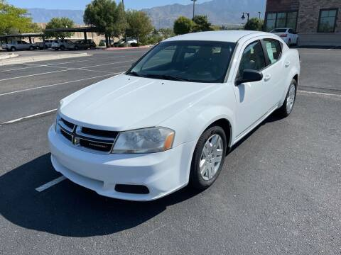 2012 Dodge Avenger for sale at Freedom Auto Sales in Albuquerque NM