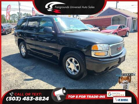 2006 GMC Yukon for sale at Universal Auto Sales in Salem OR