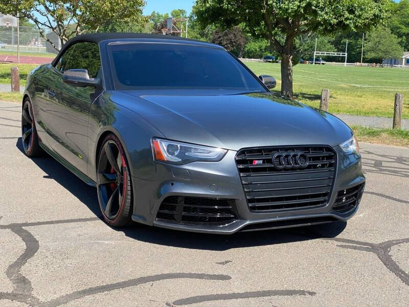 2015 Audi S5 for sale at Choice Motor Car in Plainville CT