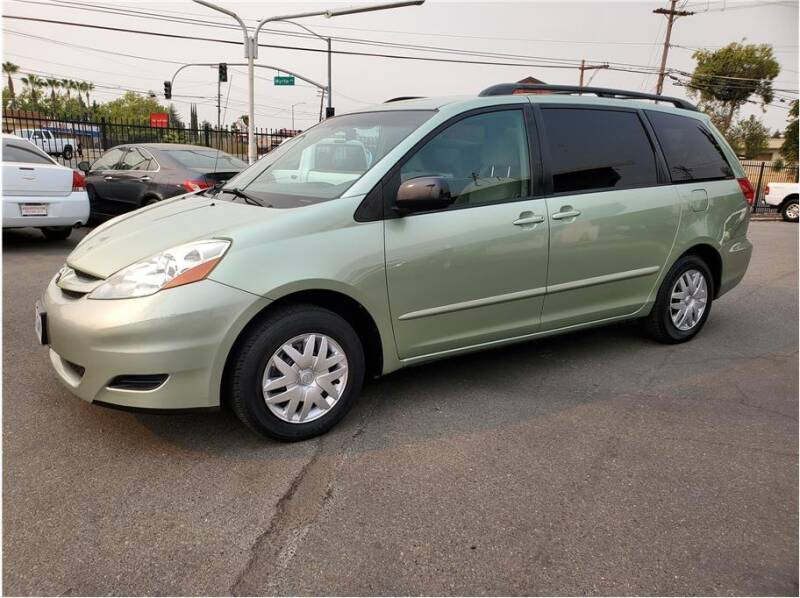 2008 Toyota Sienna for sale at ASB Auto Wholesale in Sacramento CA