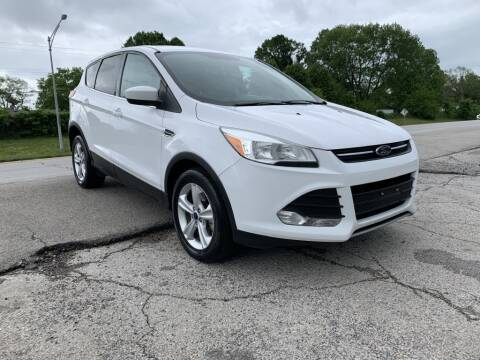 2014 Ford Escape for sale at InstaCar LLC in Independence MO