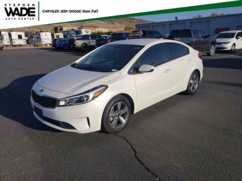 2018 Kia Forte for sale at Stephen Wade Pre-Owned Supercenter in Saint George UT