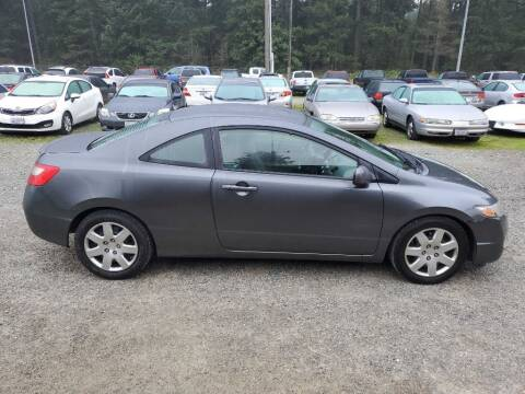2009 Honda Civic for sale at WILSON MOTORS in Spanaway WA