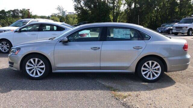 2012 Volkswagen Passat for sale at Reliable Auto in Cannon Falls MN