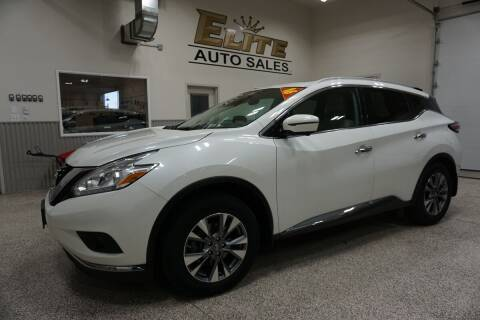 2016 Nissan Murano for sale at Elite Auto Sales in Idaho Falls ID