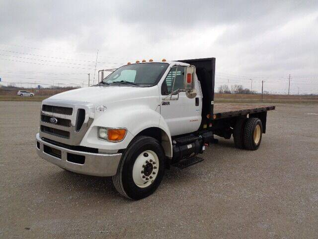 2015 Ford F-750 for sale at SLD Enterprises LLC in Sauget IL