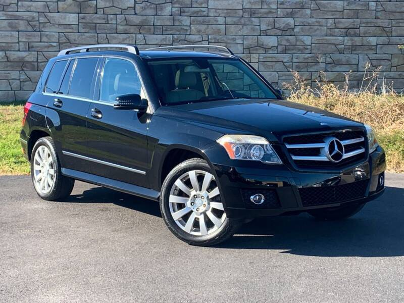 2010 Mercedes-Benz GLK for sale at Car Hunters LLC in Mount Juliet TN