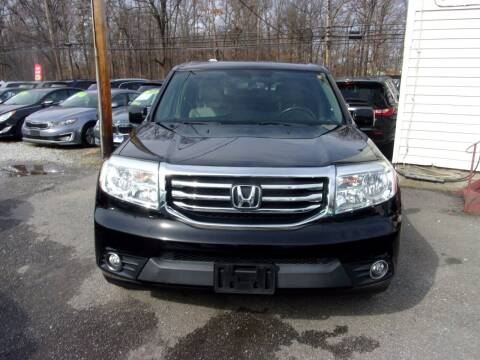 2014 Honda Pilot for sale at Balic Autos Inc in Lanham MD