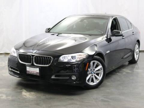 2015 BMW 5 Series for sale at United Auto Exchange in Addison IL